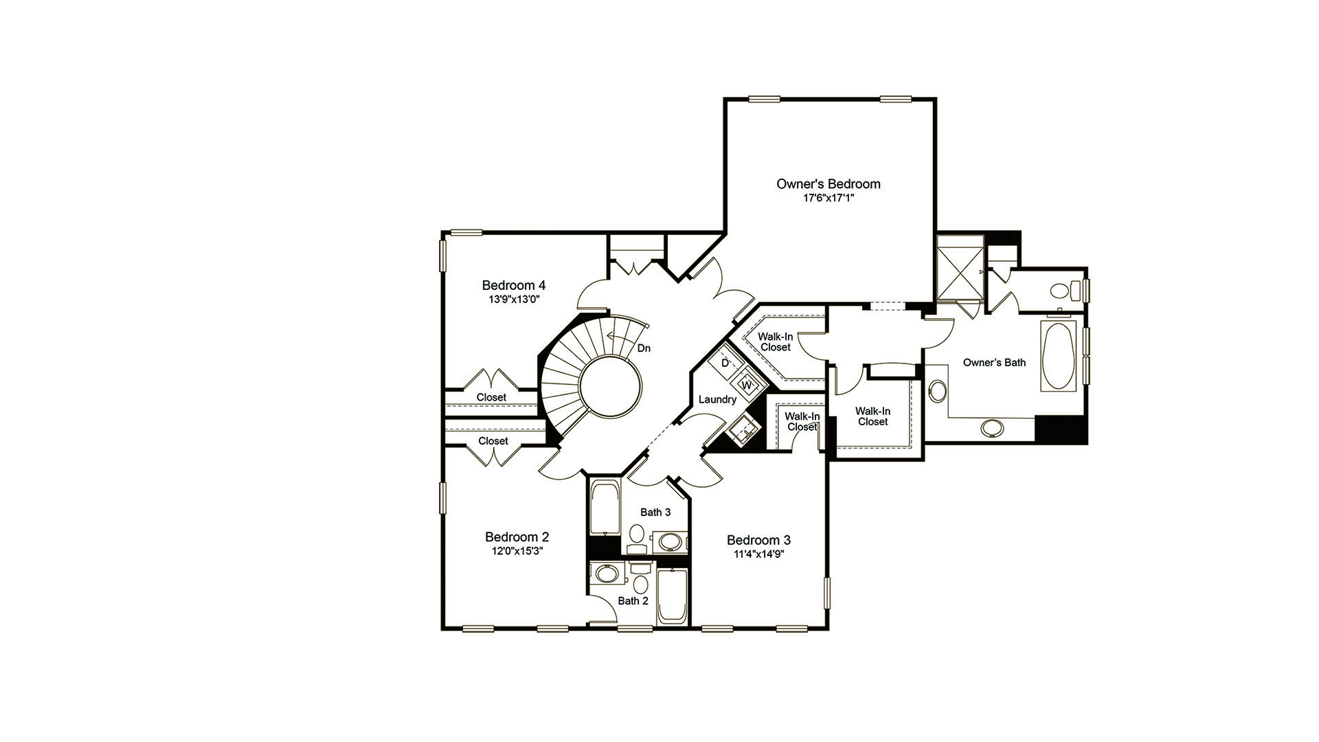 Ashcroft - Fallsgate Series - Upper Level