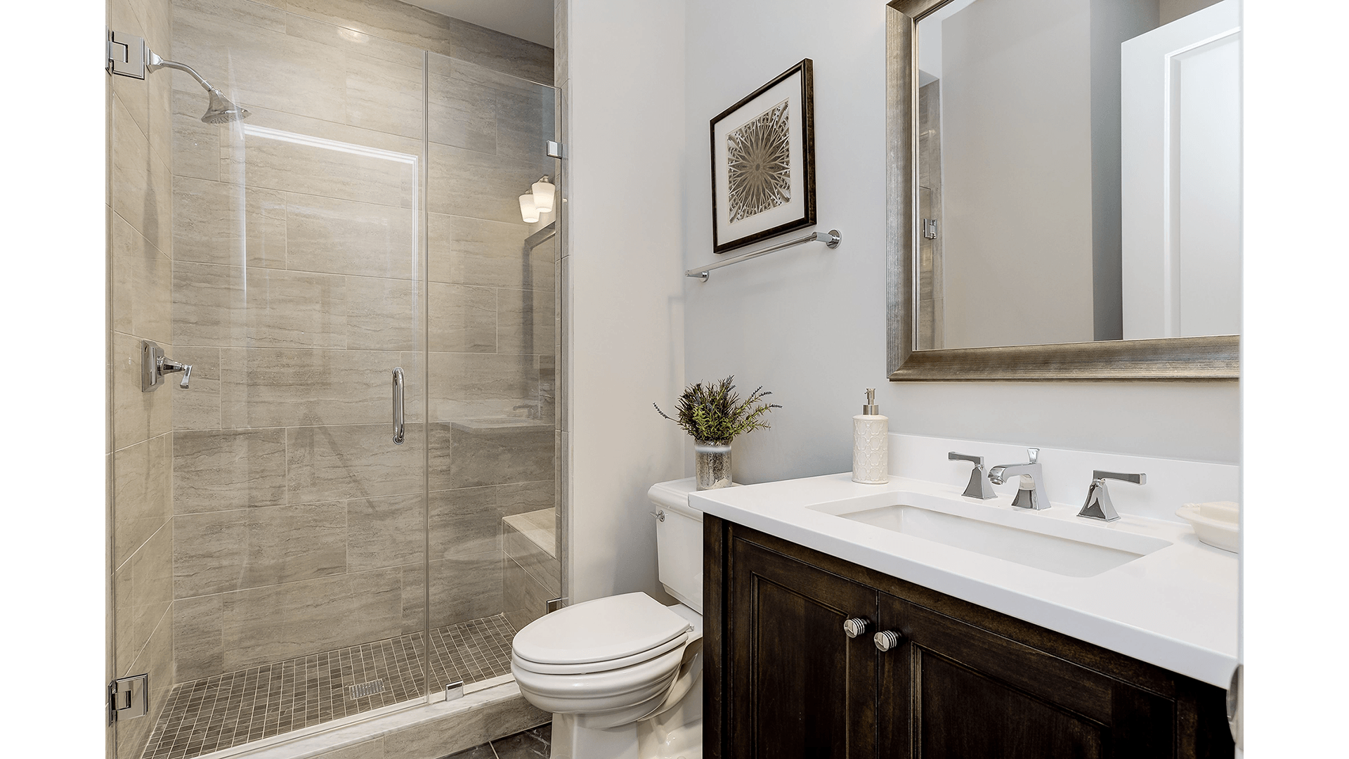 Example Home Powder Room