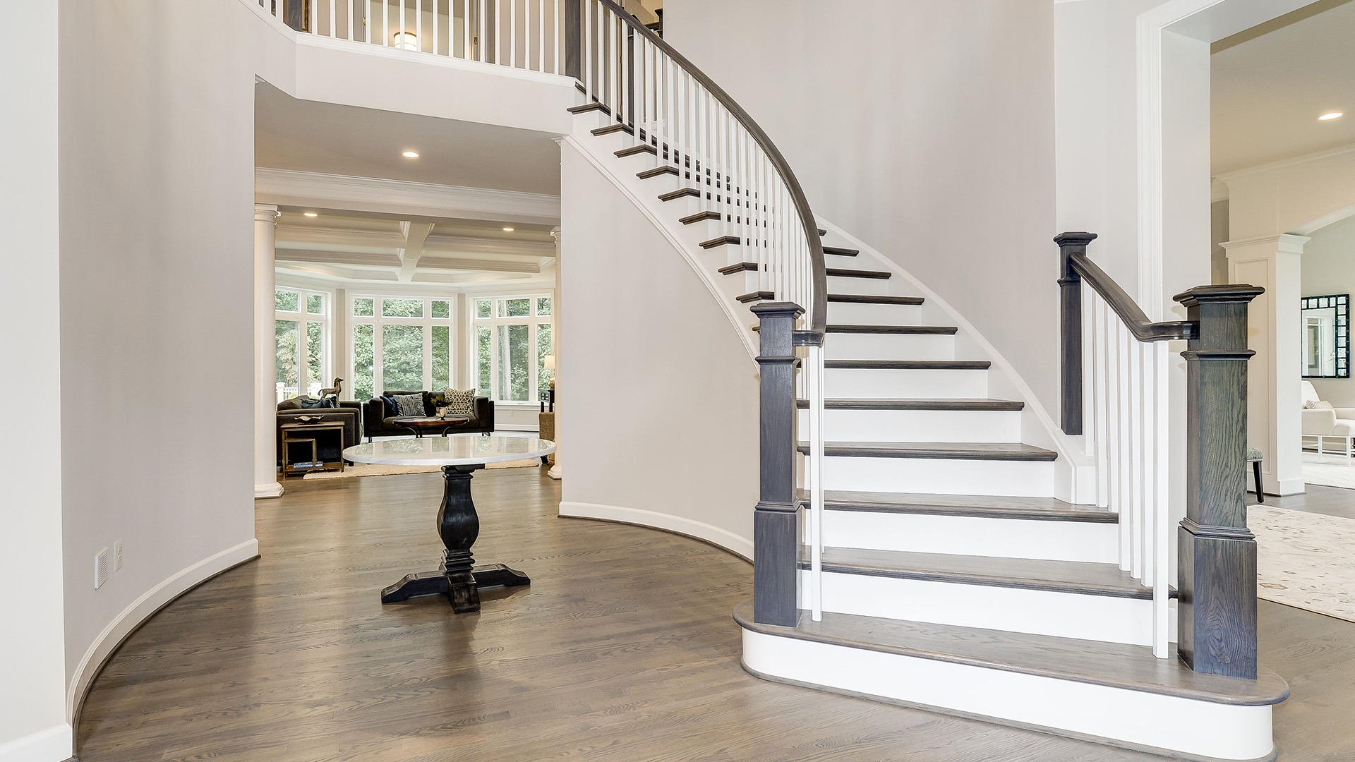 Example Home Foyer