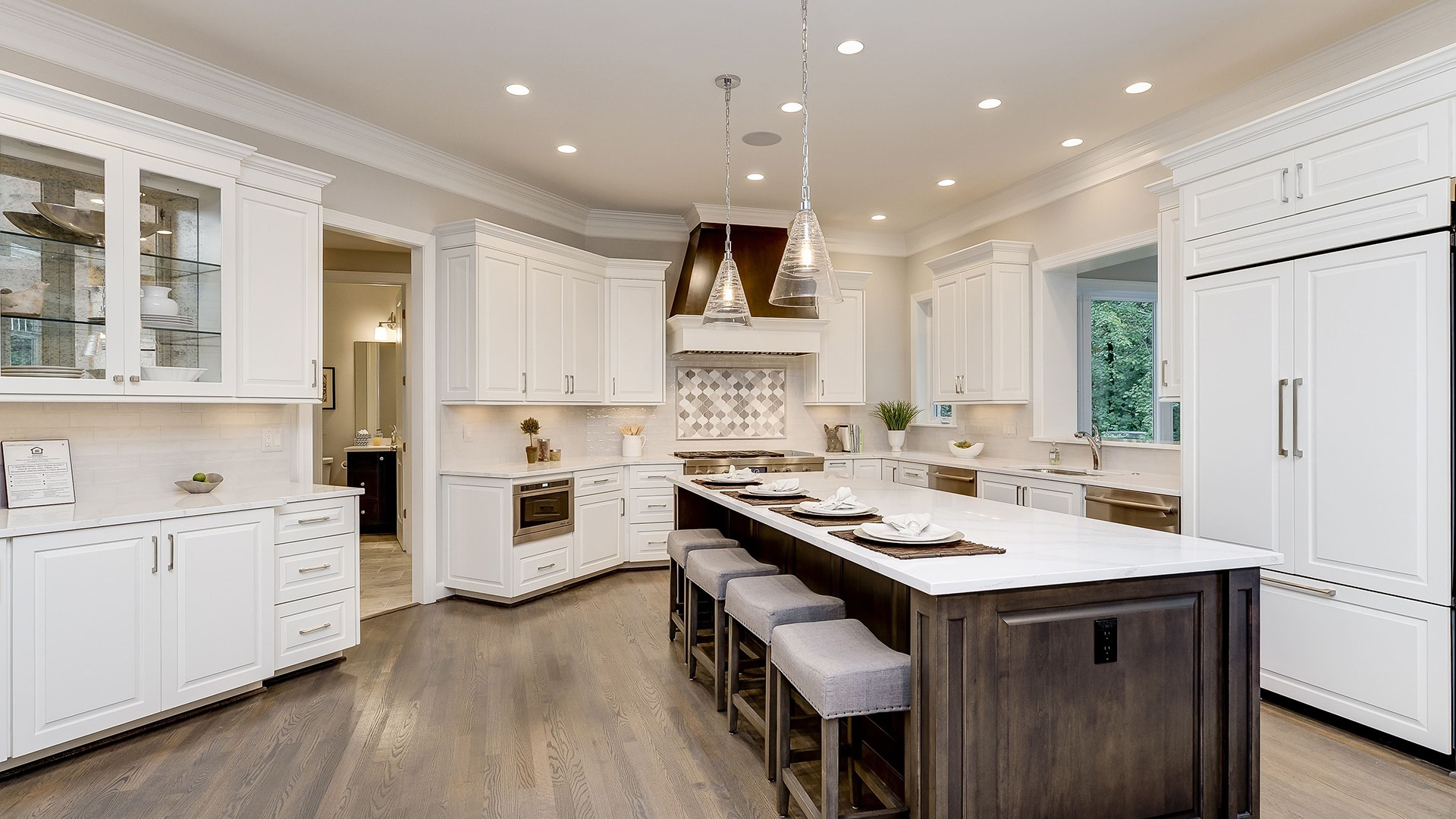 Example Home Kitchen