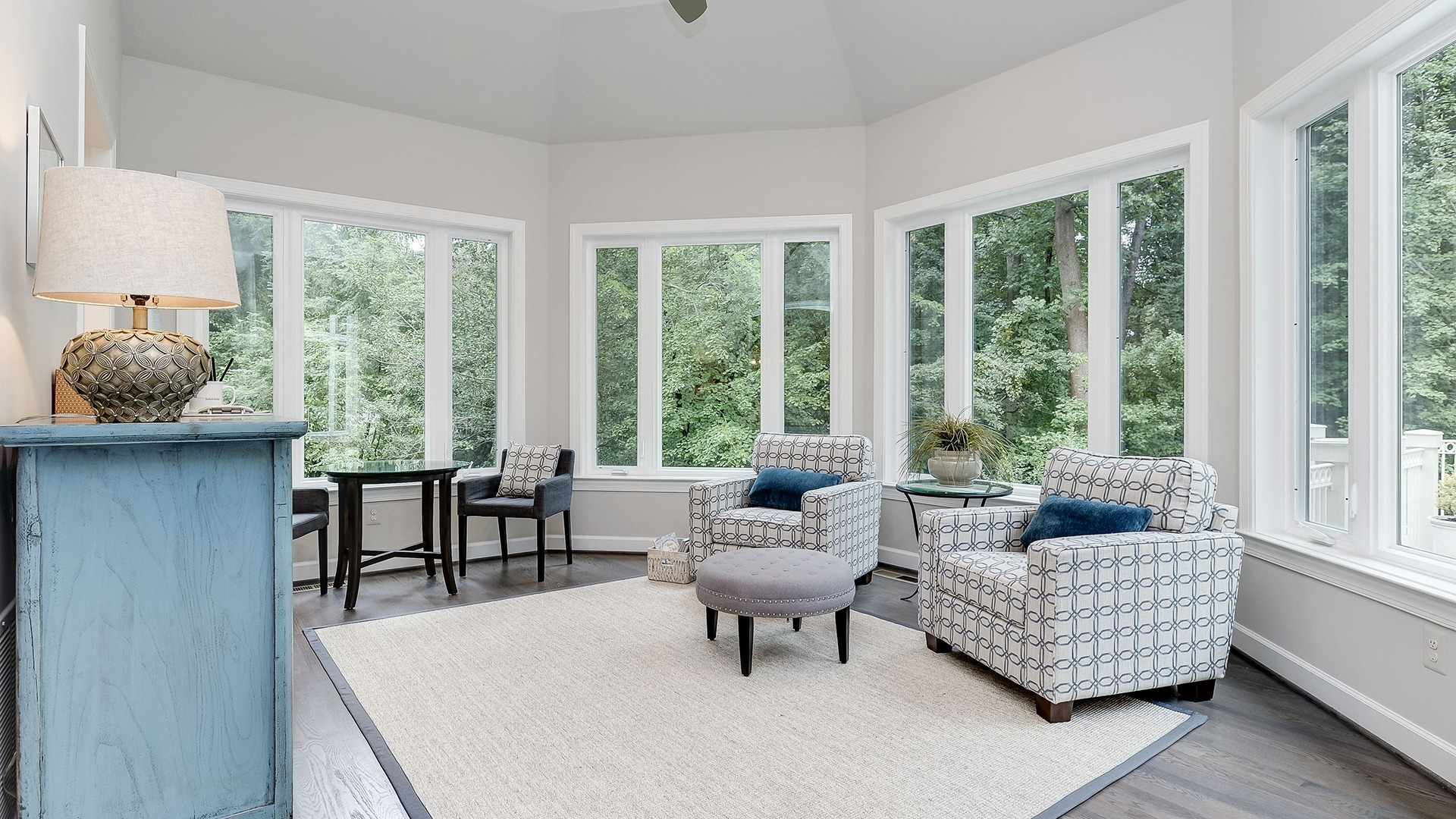 Example Home Sunroom