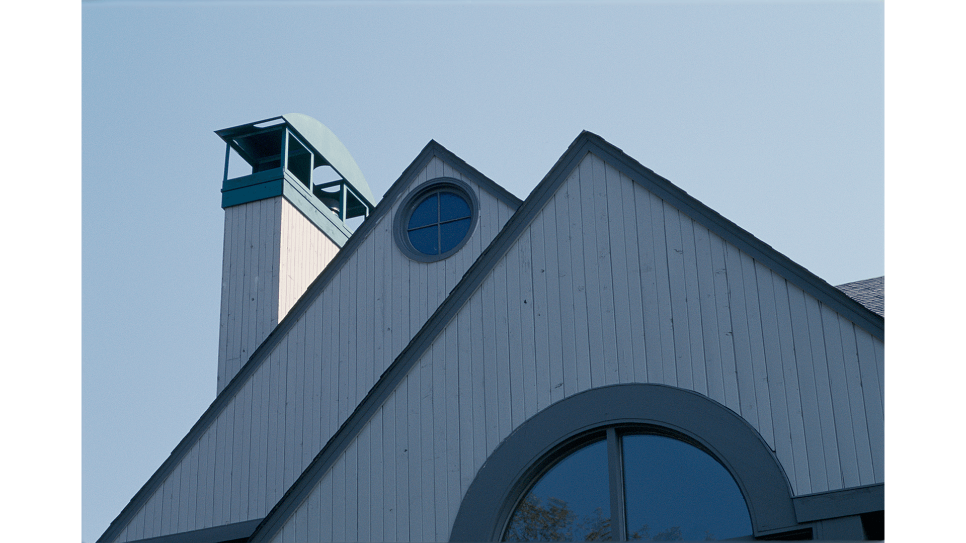 Roof Detail from Newport Shores