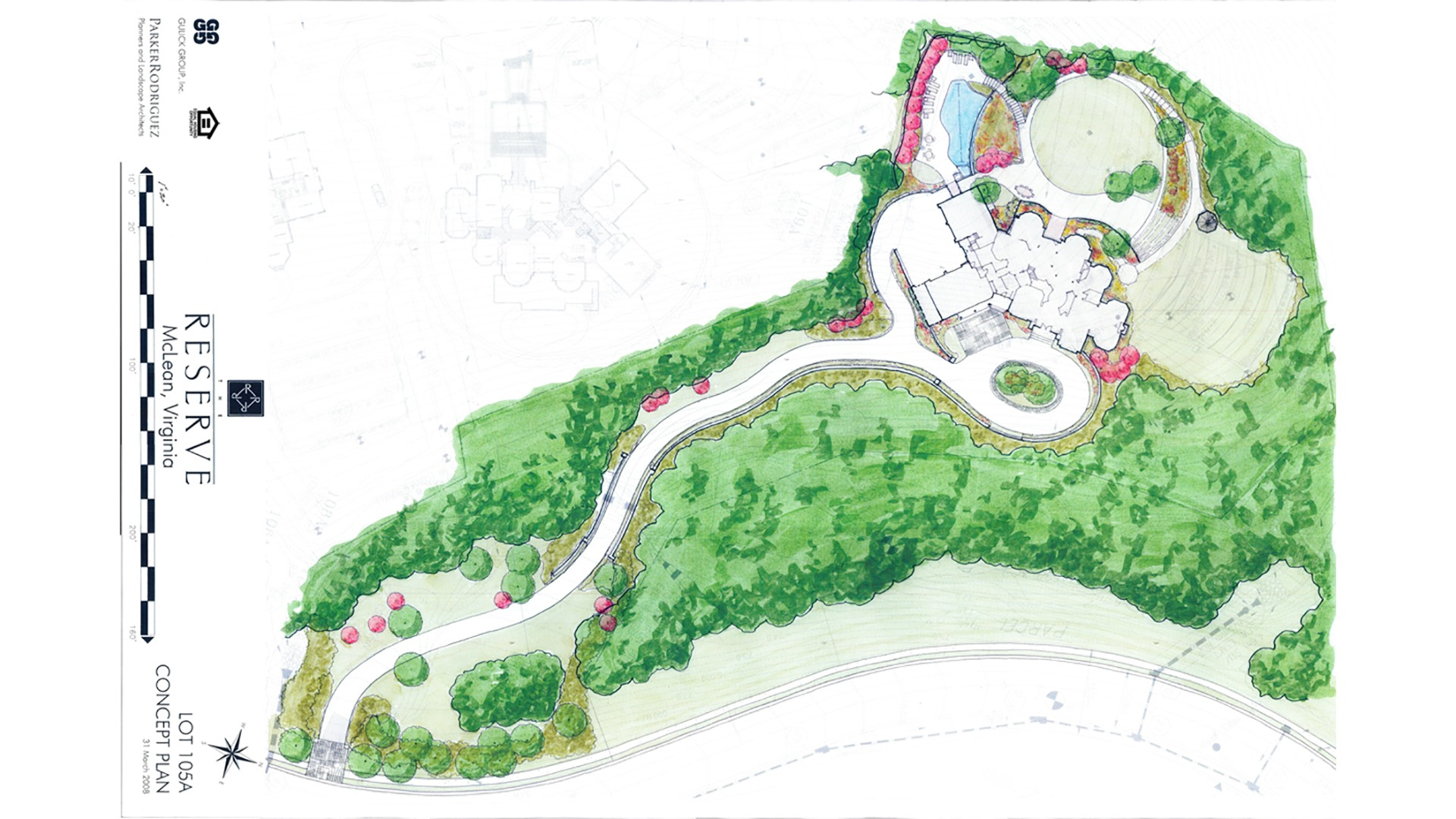 A Landscaping Concept from the Reserve