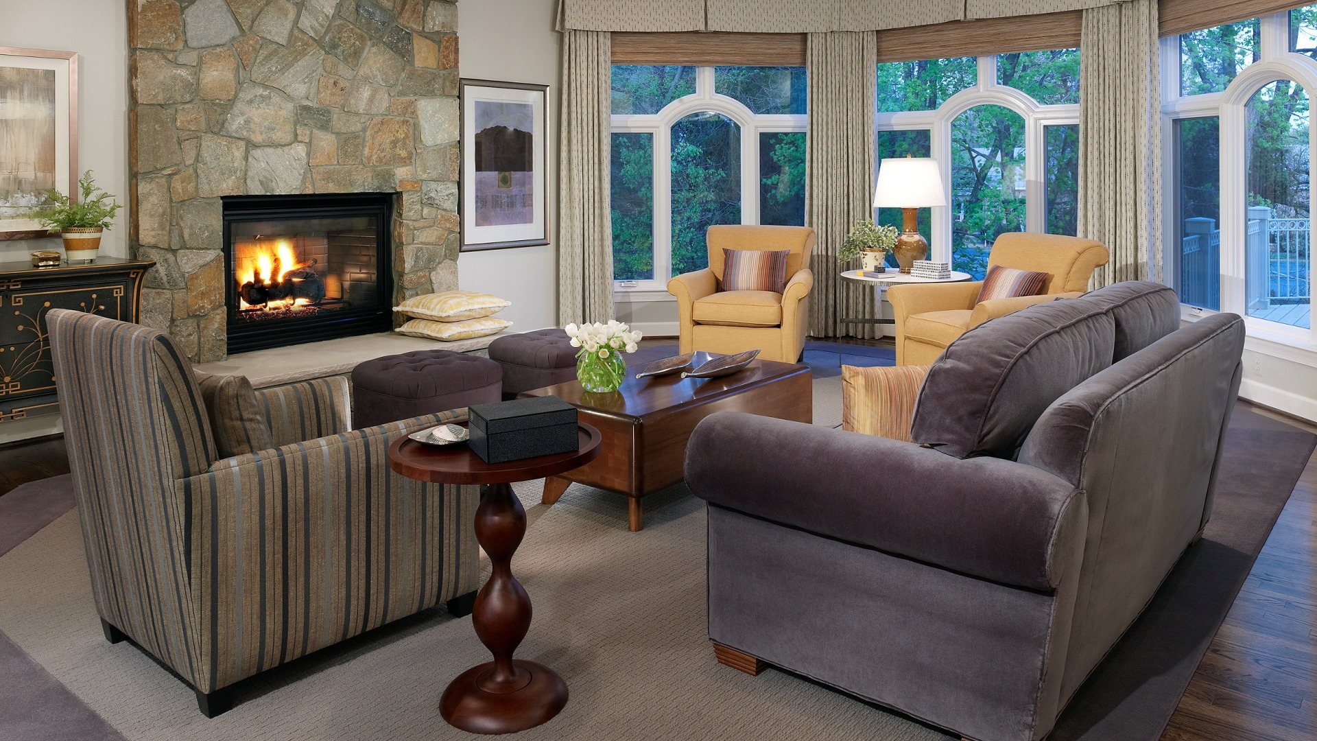 Winthrop Family Room