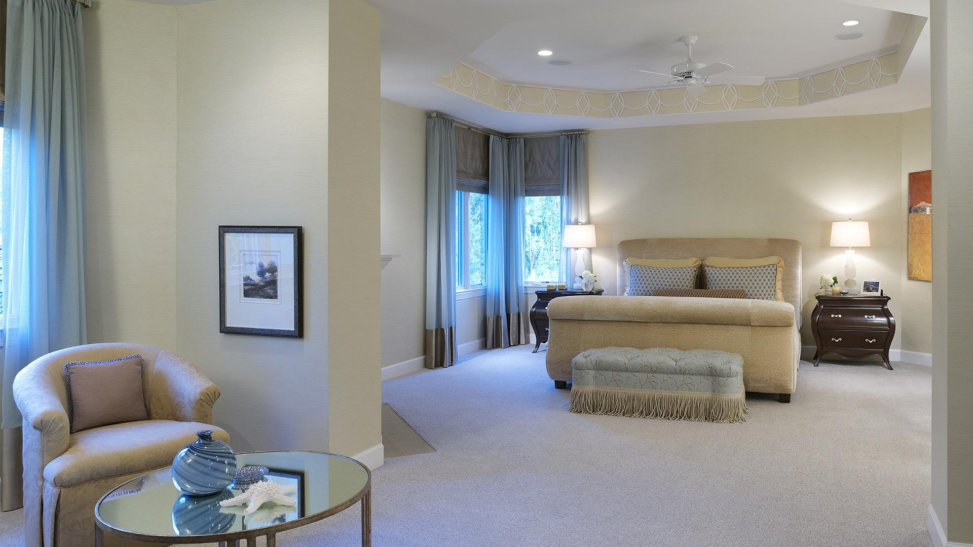 Winthrop Owner's Bedroom