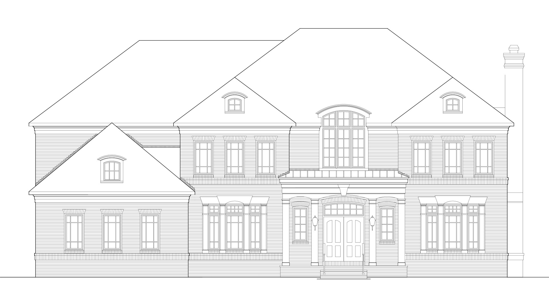Winthrop - Summerwood Series - Standard Elevation
