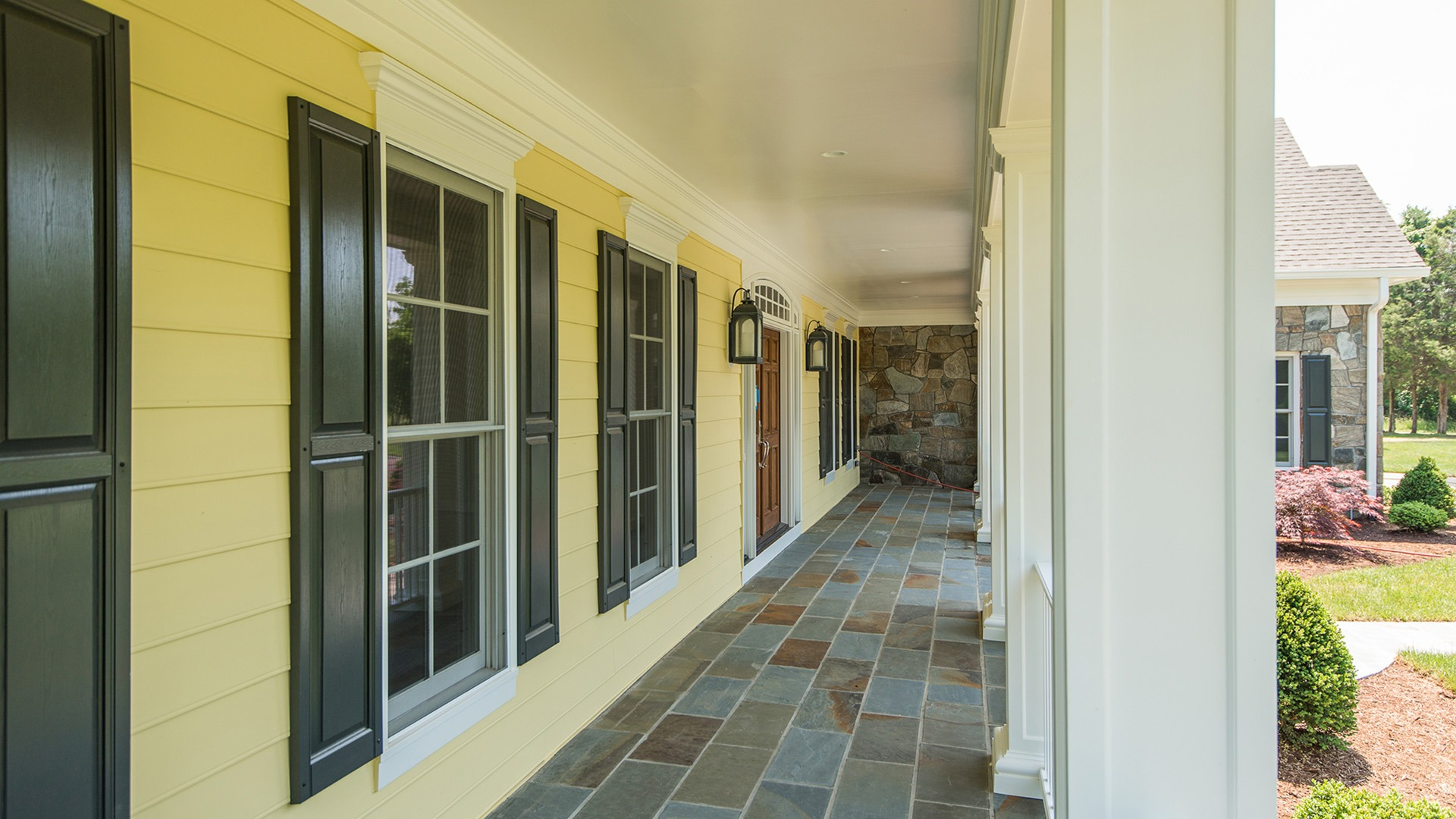 The Porch on a Gulick | One home on Innsbruck Avenue.