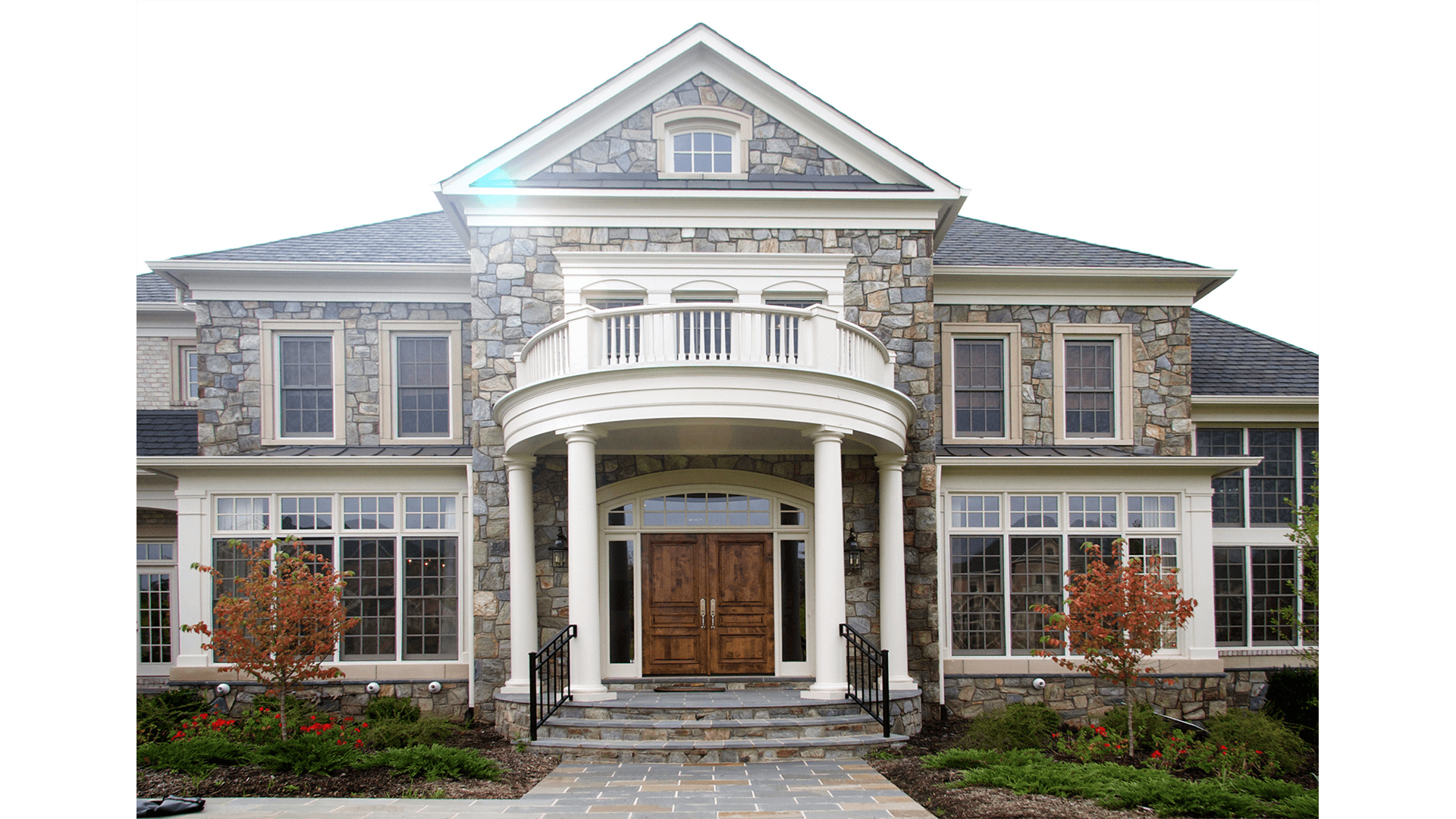 Grovemont Wentworth - Front Elevation