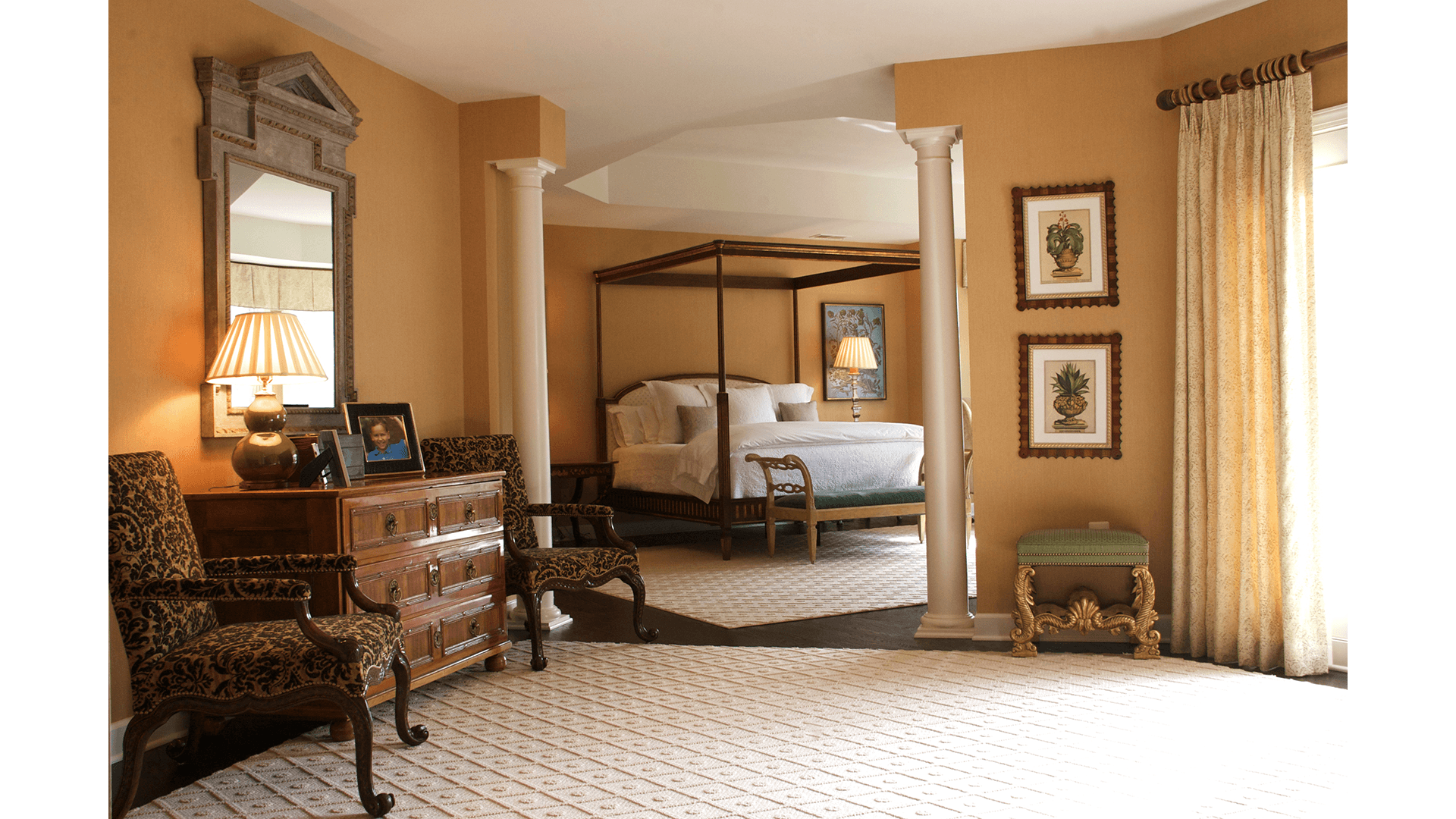 Grovemont Wentworth - Owner's Bedroom