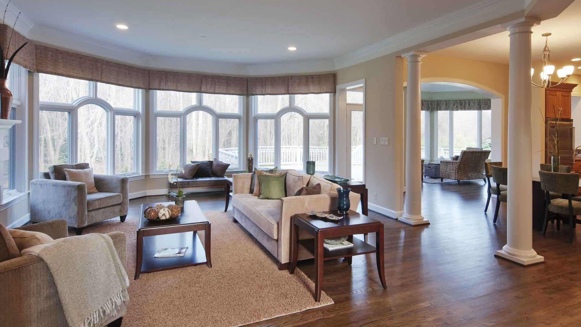 Grovemont Winthrop - Family Room