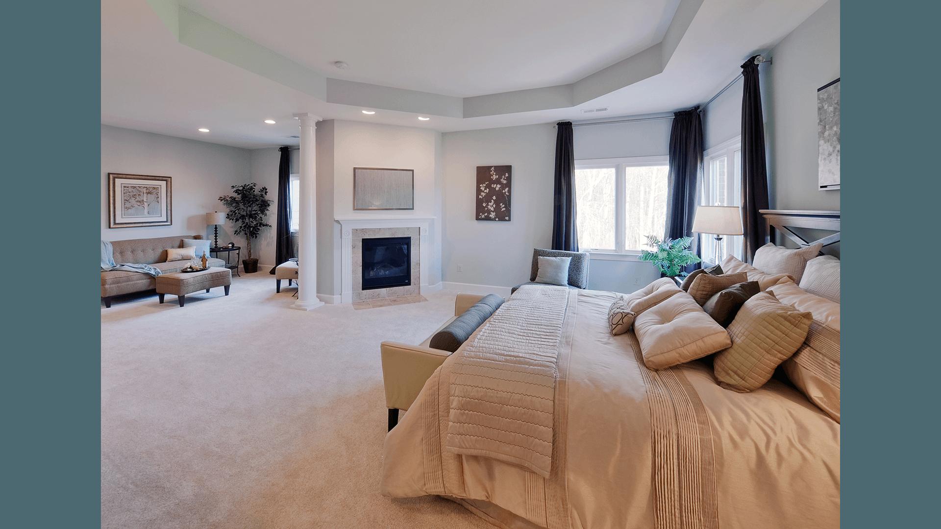 Grovemont Winthrop - Owner's Bedroom