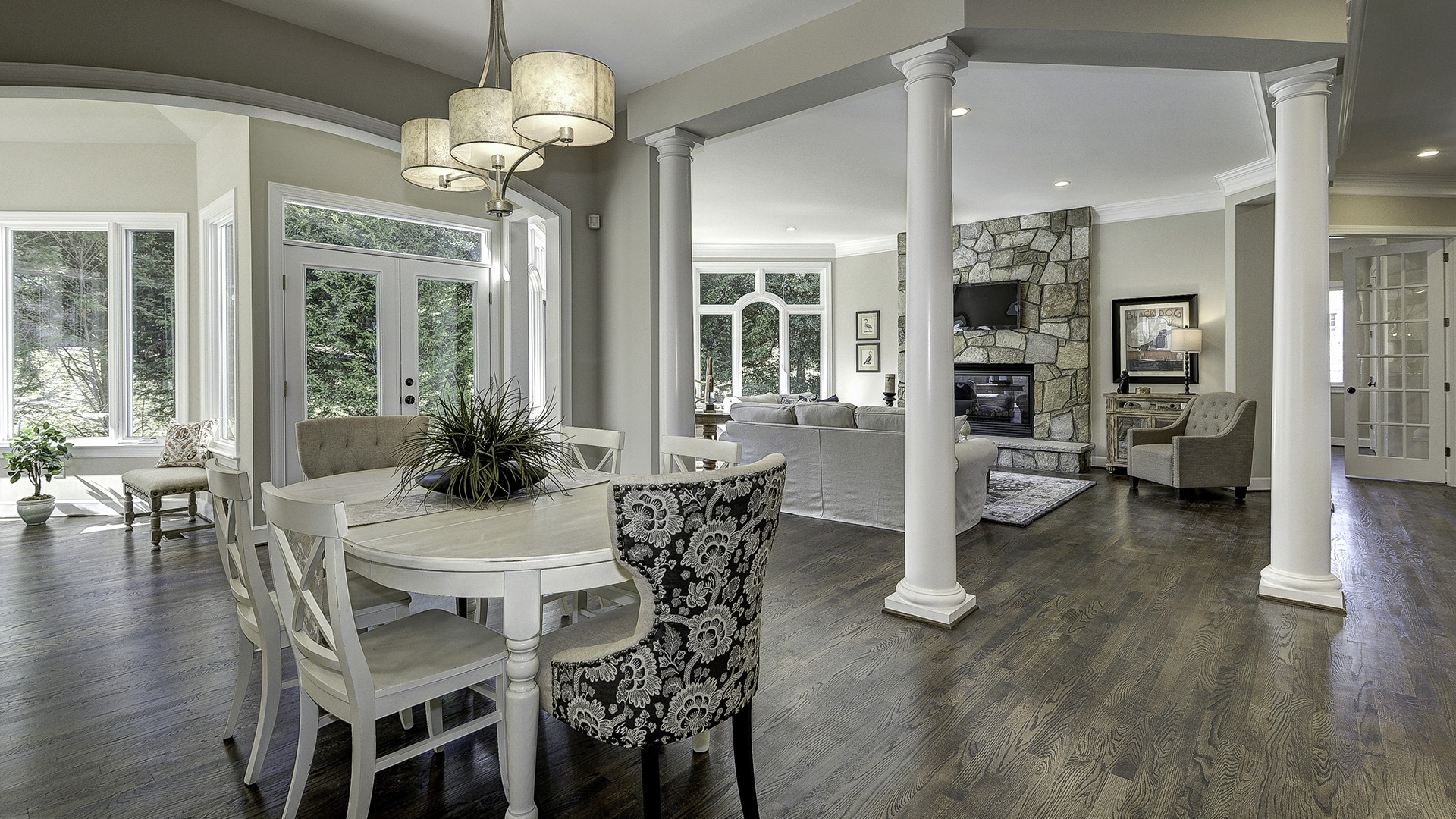 The Morning Room in Carper Street, a Gulick | One custom home.