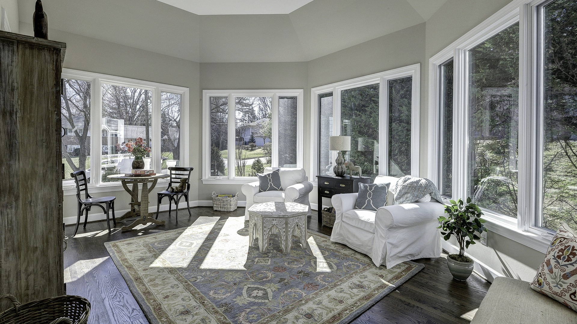 The Sunroom in Carper Street, a Gulick | One custom home.