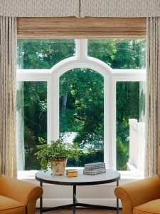 Winthrop Manor Family Room Windows