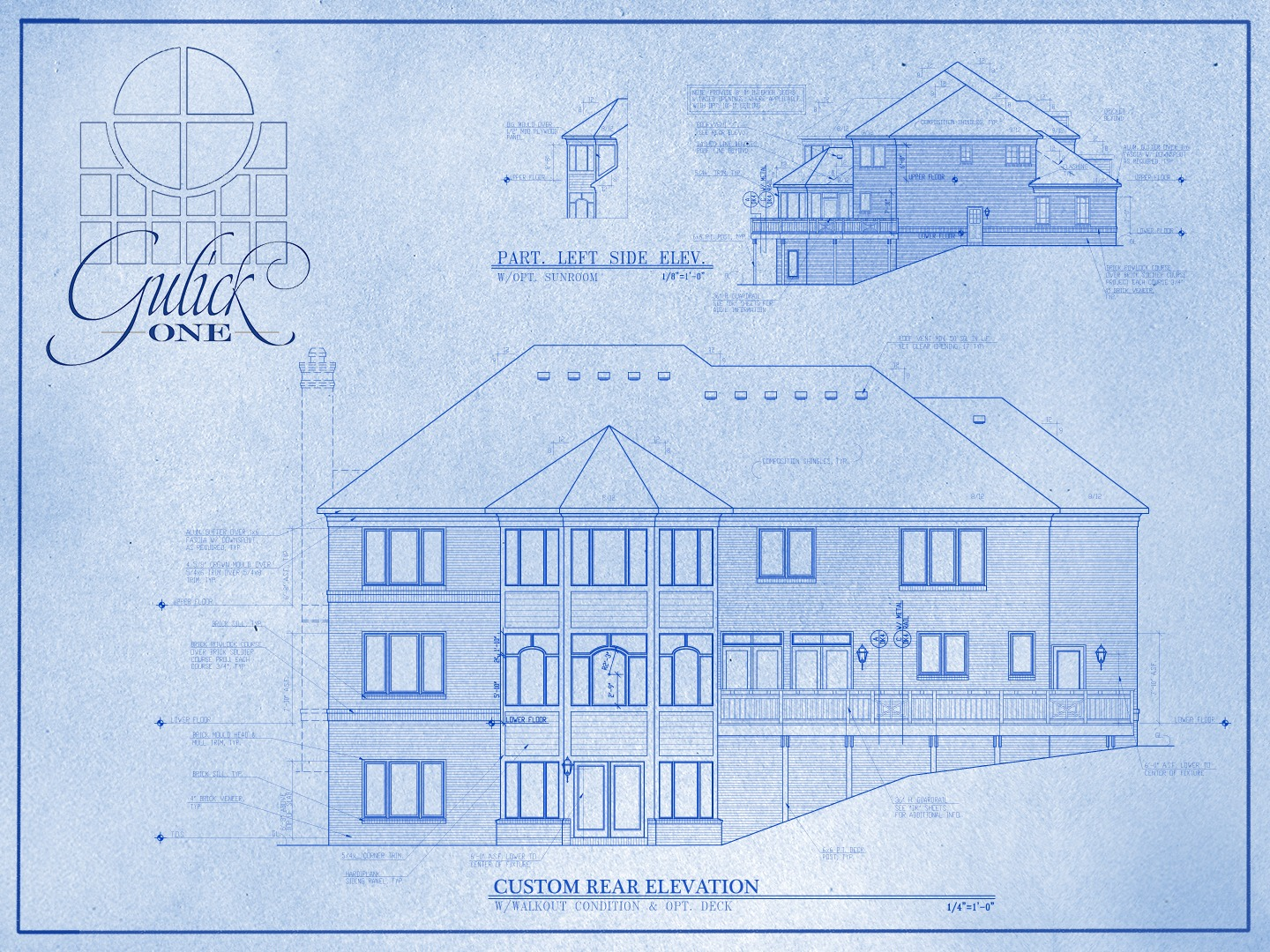 A marketing blueprint for Gulick | One.
