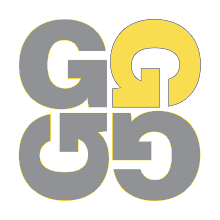 """2021 Pantone Colors of the Year """"4G"""" Gulick Group logo"""